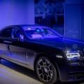Первый Rolls-Royce Ghost Black Badge прибыл вКазахстан
