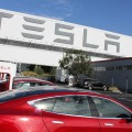 Tesla заявила орекордных поставках электромобилей