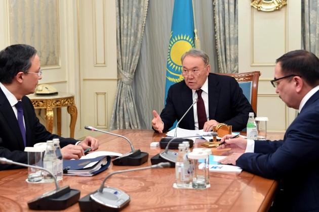 Кайрат Абдрахманов отчитался перед Президентом