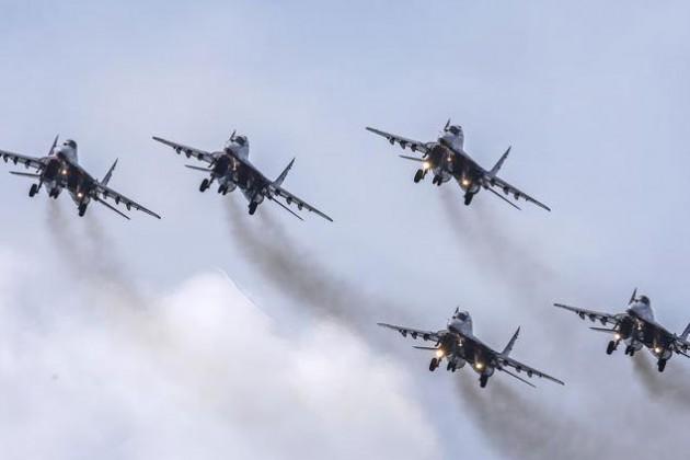 Россия будет применять авиацию в Сирии
