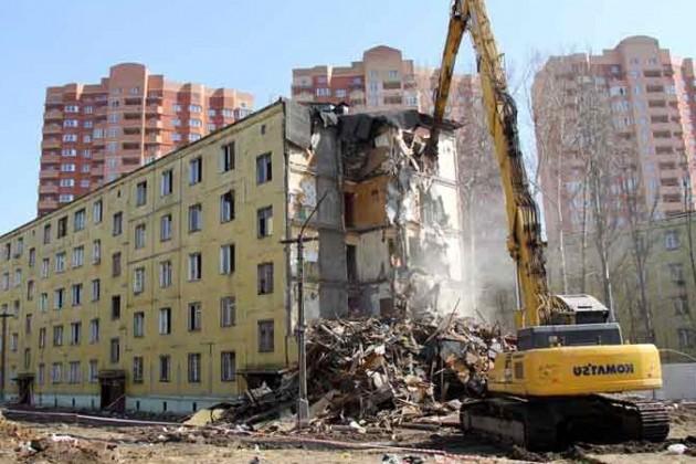 Почти 900ветхих домов планируют снести вАлматы