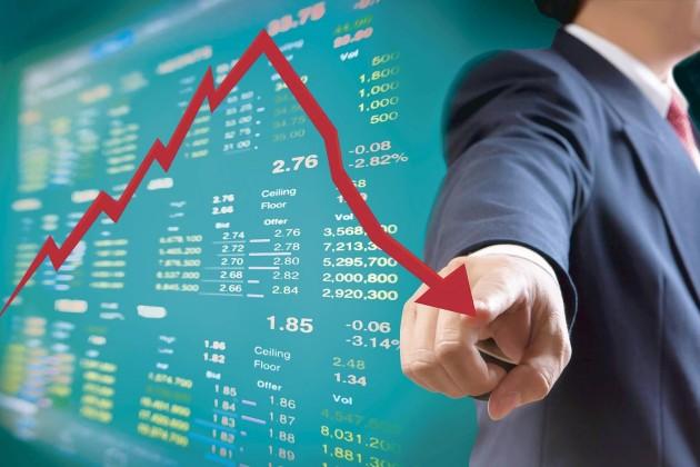 Индекс финансового стресса для Казахстана снижается