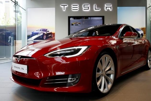 Tesla вIквартале выпустила рекордное число электромобилей