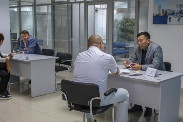 Предпринимателям Астаны рассказали омерах господдержки