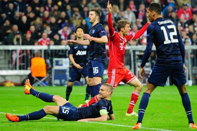 Стал известен весь состав полуфиналистов Лиги чемпионов