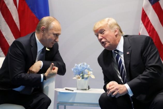Что принесет евразийскому пространству встреча Путина иТрампа