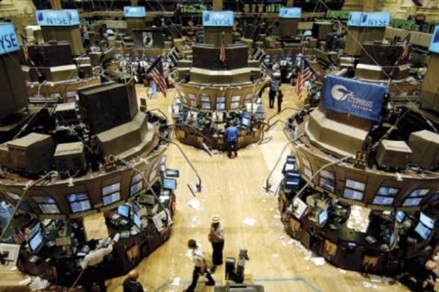 Финансовый сектор США сократится в 10 раз