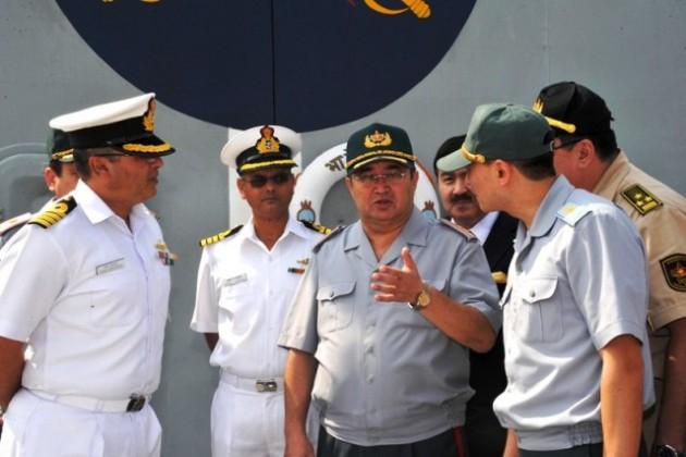 Казахстан иИндия расширяют военное сотрудничество
