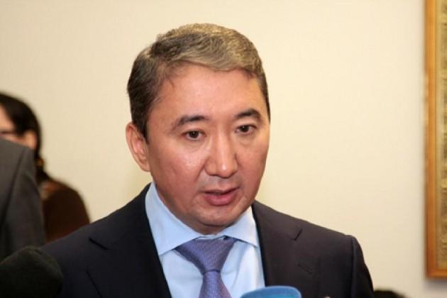 Нурлан Алдабергенов получил новую должность