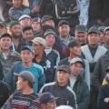 В Кыргызстане возобновились беспорядки из-за Кумтора