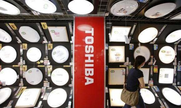 Toshiba ожидает рекордный годовой убыток за свою 140-летнюю историю
