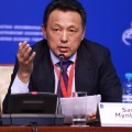 Сколько заместителей уСауата Мынбаева?