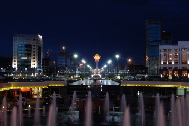 70% электроэнергии в Астане ушло на освещение