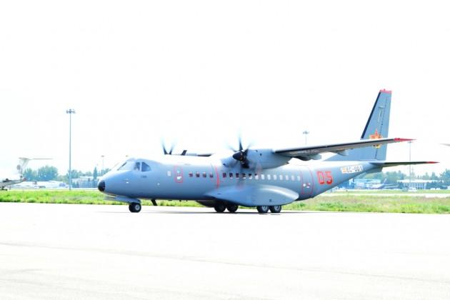 Новым военно-транспортным самолетом пополнился авиапарк ВВСРК