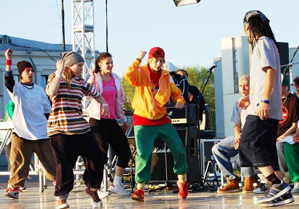 В Астане стартует международный танцевальный фестиваль