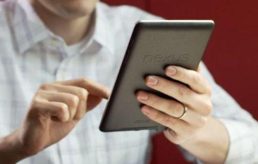 Готовится 10-дюймовый Nexus-планшет
