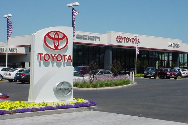 Бренд Toyota самый дорогой