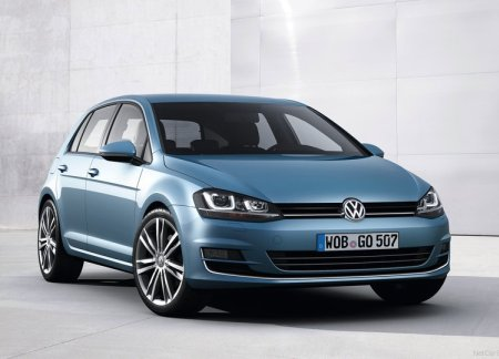 Автомобилем года объявлен Volkswagen Golf
