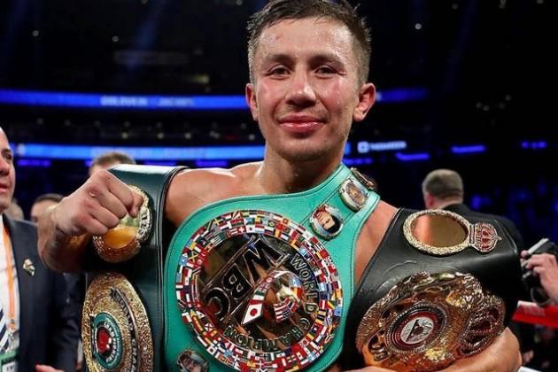 Геннадий Головкин признан лучшим боксером вмире