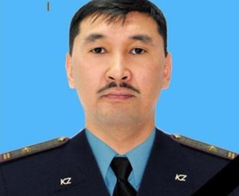 Убит и.о главы финполиции Северо-Казахстанской области