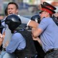 ВРоссии задержаны более 600участников акции против коррупции