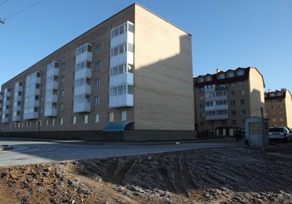 В Астане переселяют жителей ветхого жилья