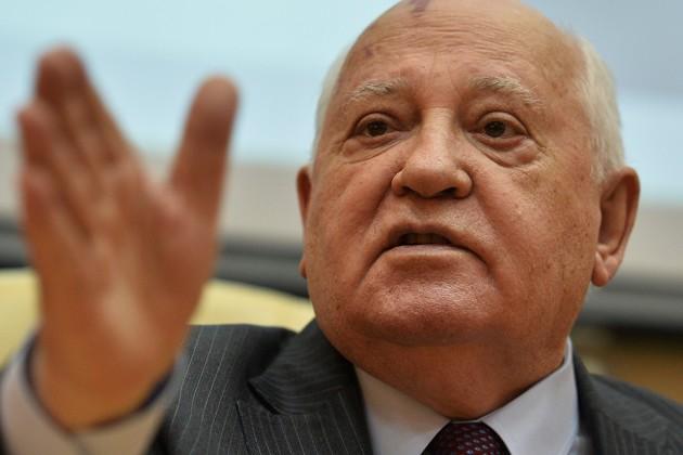 Михаил Горбачев дал совет России и США