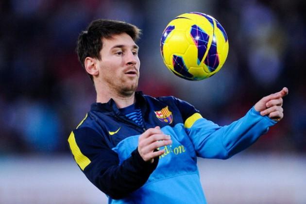 В матче с «Реалом» Месси может остаться в запасе