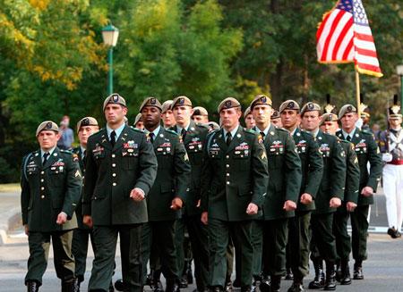 США потратит на оборону $512 млрд.