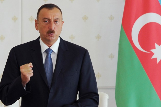 Ильхам Алиев переизбран президентом Азербайджана