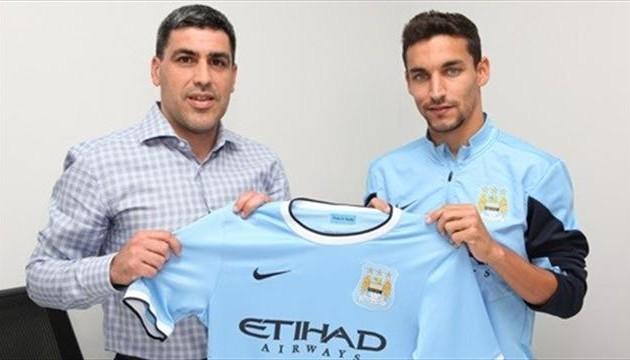 Навас официально в «Манчестер Сити»