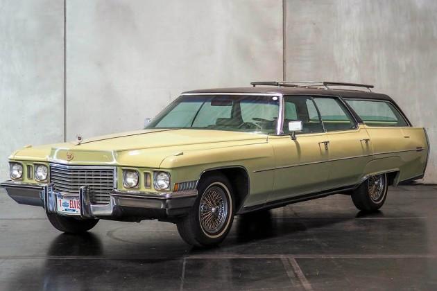 Cadillac Элвиса Пресли продали ниже ожидаемой стоимости