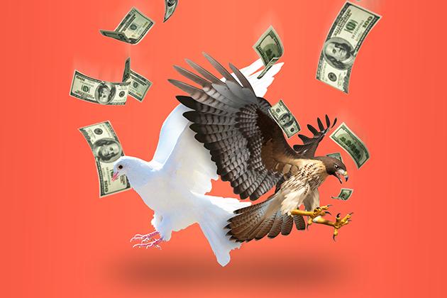 Центробанки в2019году: «голуби» или «ястребы»?