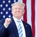 Рейтинг популярности Дональда Трампа достиг нового минимума