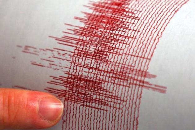 В 409 км от Алматы произошло землетрясение магнитудой 4,2