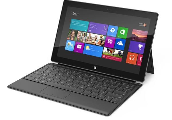 Microsoft назвала цену на собственный планшет