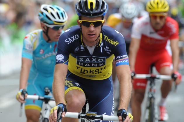 Австралиец Майкл Роджерс из Tinkoff-Saxo выиграл 11-й этап Giro d'Italia