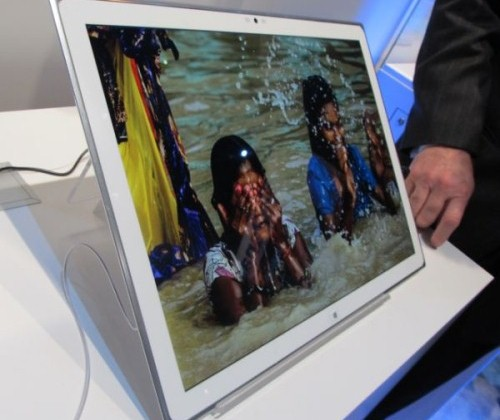 Panasonic готовит планшетник для профессионалов