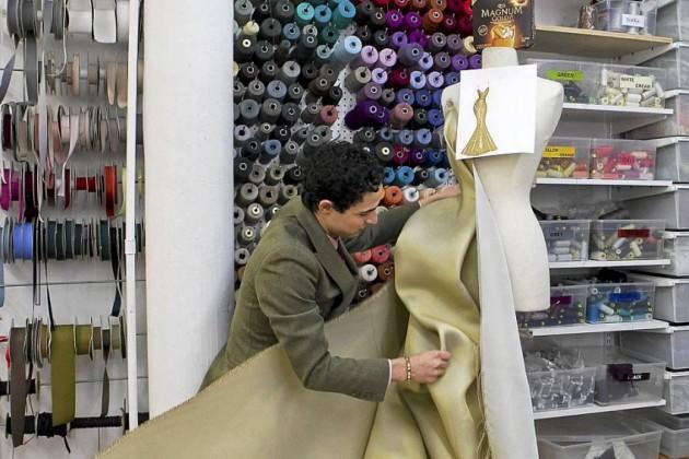 Золотое платье за $1,5 млн. посвятили мороженому