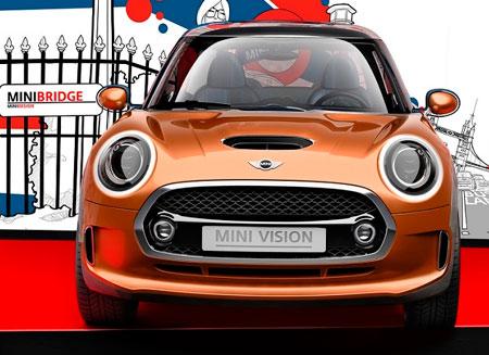 Представлен концепт нового Mini Cooper