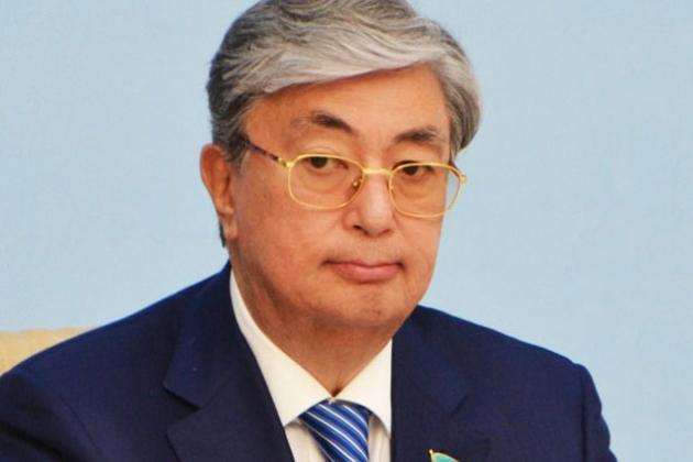 Касым-Жомарт Токаев принял посла Китая