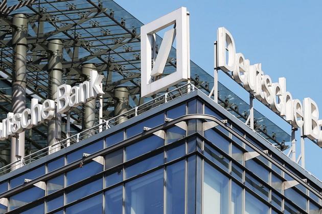 Deutsche Bank оштрафован на $425млн зазеркальные сделки
