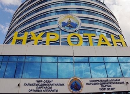 Сыздыков стал секретарем НДП «Нур Отан»