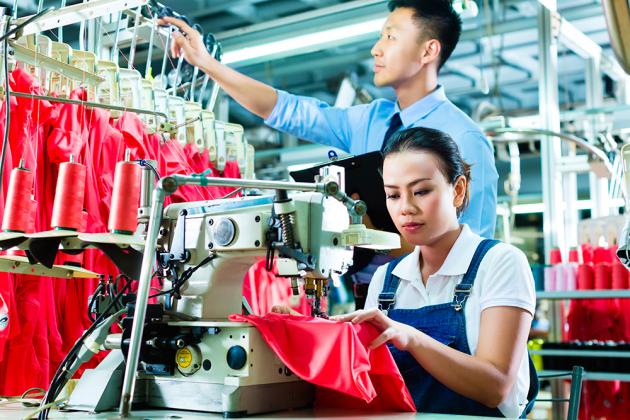Статистика изКитая указала надальнейшее замедление экономики