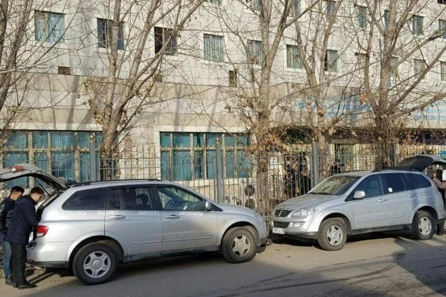 ВАлматы иЮжно-Казахстанской области работают мобильные ЦОНы