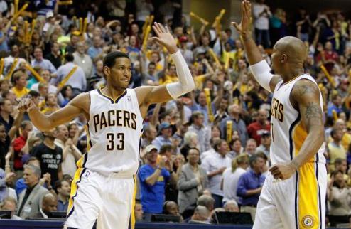 «Пэйсерс» вышли в финал Восточной конференции НБА