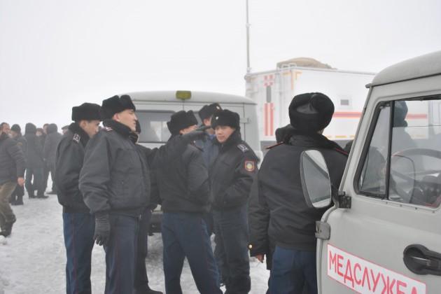 Прокуроры рассматривают две версии авиакрушения