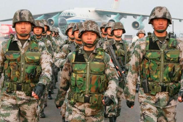 Китай готовится к быстрой войне против Японии