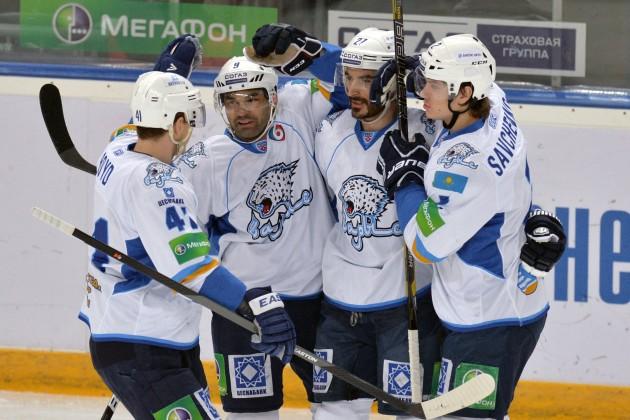«Барыс» завершил регулярный чемпионат КХЛ, «Сарыарка» стартовала в плей-офф ВХЛ