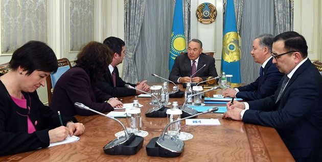 ВАкорде обсудили сотрудничество Казахстана иЧехии